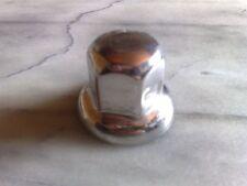 Radmutterkappe Edelstahl 33mm Radmutterabdeckung Radbolzenkappe LKW Cap