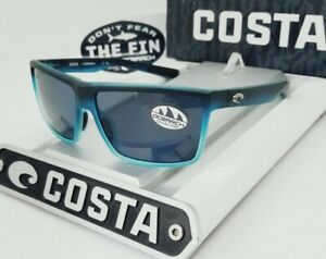 "COSTA DEL MAR ocean fade/gray RINCONCITO ""OCEARCH"" POLARIZED 580P sunglasses!"