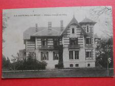 CASTELNAU-DE-MÉDOC  :  Le Château de Grange de Héby.....VO.1919.