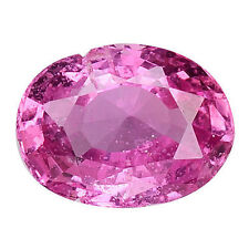 Sri Lanka Pink Loose Natural Sapphires