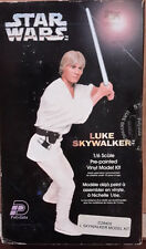 Star Wars Luke Skywalker Vinyl 1/6 Scale Painted Model Kit-PolyData (Swmo-Pd01)