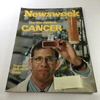 Newsweek Magazine: Feb 22 1971 - Howard M. Temin: The War Against Cancer
