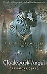 The Clockwork Angel (The Infernal Devices)-ExLibrary