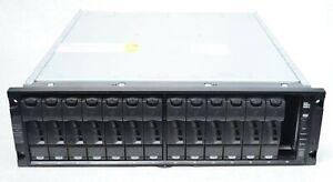 NetApp DS14 MK2 Disk Shelf Storage Appliance w/ 2x AT-FCX + 2x PSU 1