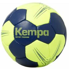 Kempa Gecko Training Handball - Größe 0 - dunkelblau/neongrün - Kinderhandball