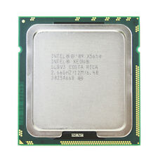 Intel Xeon Six-Core X5650 SLBV3 2.66GHz 12MB 6.40GT/s LGA1366 Processor CPU