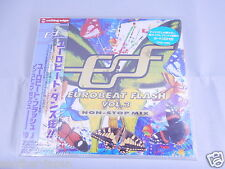 NEW EUROBEAT FLASH Vol. 3 Non-Stop Mix Japanese OBI from Japan F/S