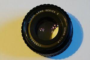 Nikon Series E 50/1,8