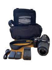Nikon D60 Digital Slr Camera Nikkor Ed 18-55Mm 1:3.5-5.6 G11 Zoom Lens