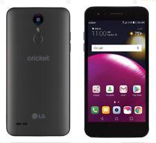 Lg Fortune 2  (Titan Black)  Cricket Wireless