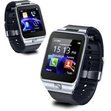 GSM UNLOCKED SWAP2 (Smart Watch And Phone) w/ Camera  + SMS Notifications & MP3