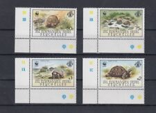 TIMBRE STAMP  4 SEYCHELLES ZIL Y&T#120-23 TORTUE WWF NEUF**/MNH-MINT 1985 ~B97