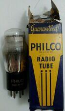 6A4 / La Nos vacuum tube Philco