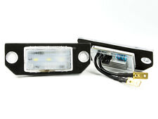 2x REAR NUMBER LICENSE PLATE LIGHT LAMP LED FOR FORD FOCUS MK2 II 04-07 C-MAX