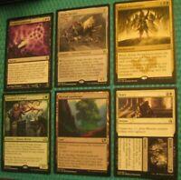 Abzan (White Black Green) Sacrifice Graveyard EDH Commander Lot 2, LP