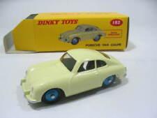1/43 DINKY TOYS ATLAS 182 PORSCHE 356A Coupe ivory