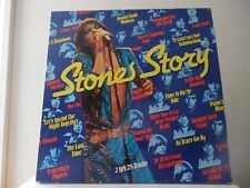 ROLLING STONES - STONES STORY - DECCA RECORD-9286 125- MINT - IMPORT -GATE COVER
