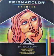 Brand New Prismacolor Premier 48 Soft Core Colored Pencils Sanford 3598T