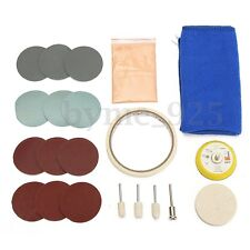 20g White Cerium Oxide Powder Watch Glass Polishing Kit Glass Scratch Removal
