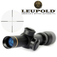 Leupold Rifle Scope VX-III 1.5-5x 20mm Reticle Duplex Matte Black HD Glass