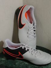 New Nike Jr Tiempo Rio III Firm Ground Youth Boy Kids Soccer Cleats Size 3