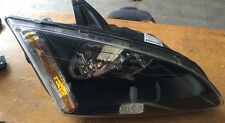 GENUINE FORD FOCUS HEADLIGHT RIGHT HAND SIDE WITH BLACK INNER HOUSING