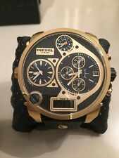 Mens Diesel Mr Daddy Chronograph Watch BNIB RRP £329.00