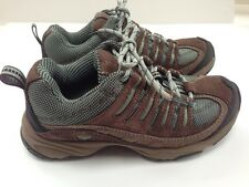 Timberland Hiking Shoes Women's Size 5 Teal And Brown