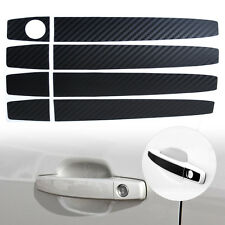 New High Quality Carbon Fiber Door Handle Bar Sticker For Chevrolet Buick Regal