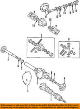 CHRYSLER OEM Front-Axle Shafts 52069887AE