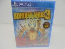 Borderlands 3 (PlayStation 4, 2019)