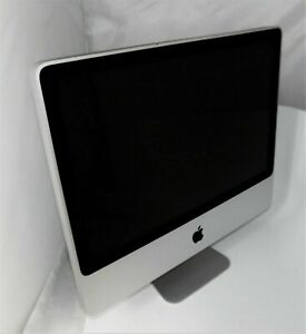 "Apple iMac 20"" A1224 C2D 2.0GHz 2GB RAM 160GB HDD OS 10.11"
