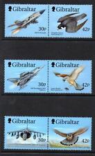 Gibraltar neuf sans charnière 1999 wings of prey lot de 6