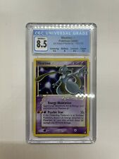 Pokemon EX Holon Phantoms Mewtwo Gold Star - CGC GRADED 8.5 NM/Mint+
