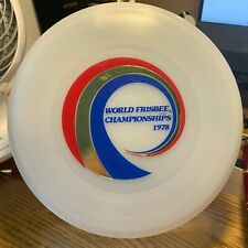 Wham-o Frisbee 141G 50 Mold 1978 World Championships in the Rose Bowl