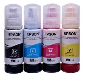 104 - 103 Genuine Epson Ink - ET-2712 ET-2714 ET-2725 Original ECOTank