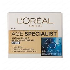 L'Oreal Paris Age Specialist 35+ Collagen NIGHT Cream Wrinkle Expert 50ML