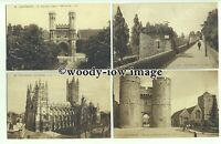 tp9621 - Kent - 6 LL Cards of Various Scenes, around Canterbury - postcard