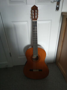 yamaha cx40 electro acoustic guitar used