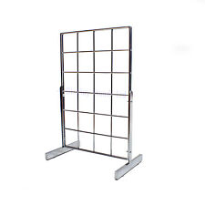 Counter 2 Way Chrome Grid Panel Display (E3MINI)