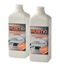 Rostio Tankentroster 2 x 1 Liter Konzentrat Tankentrostung Tank entrosten f. 20L
