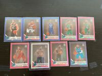 2019-20 Optic Basketball Rookie Card Lot - Silver, Purple, Blue Velocity Holos