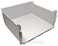 Genuine Hotpoint RZAV21K RZAV21P RZAV21T Fridge Freezer Basket Drawer Front
