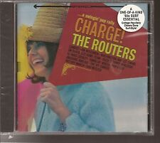 THE ROUTERS  CD: CHARGE! (NEU;COLLECTORS CHOICE MUSIC CCM-337-2)