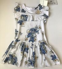 monnalisa Girls Dress BNWT AGE 6 ‼️NOW £60 ‼️‼️