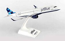 Jetblue Airways Embraer ERJ-190 1:100 SkyMarks SKR851 Modell EMB190 NEU Jet Blue
