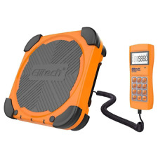 Elitech Lmc 300l Electronic Refrigerant Chargingrecovery Scale Hvac Ac 220lbs