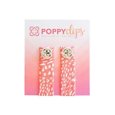 Poppy Clips - Coral Reef Sale