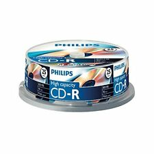 Philips Cd-r Cr8d8nb25 00 - Blank CDs 800 MB 90 Min