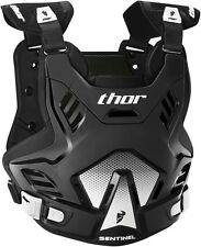 Thor Sentinel GP Brustpanzer Schwarz Brustschutz MX Enduro Motocross MTB BMX